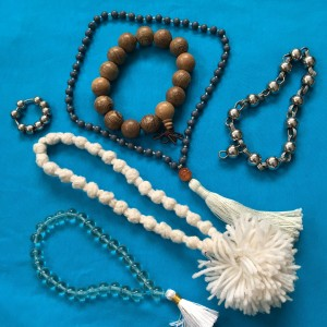 Finger Mala Sikhi craft samples - Kiddie Sangat