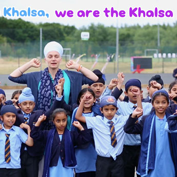 We Are The Khalsa - Sikh Nursery Rhyme