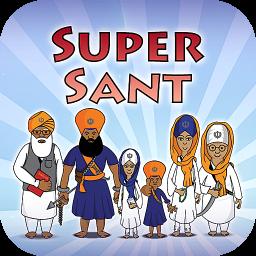 SuperSant on GooglePlay