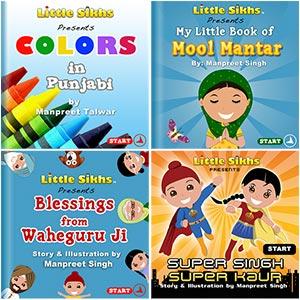 Little Sikhs books