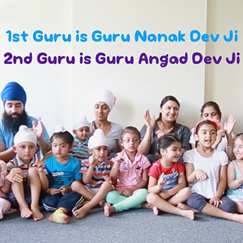 The Gurus Song – Sikh Nursery Rhyme