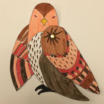 Guru Ji's Hawk