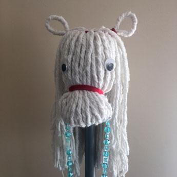 Mop Horse